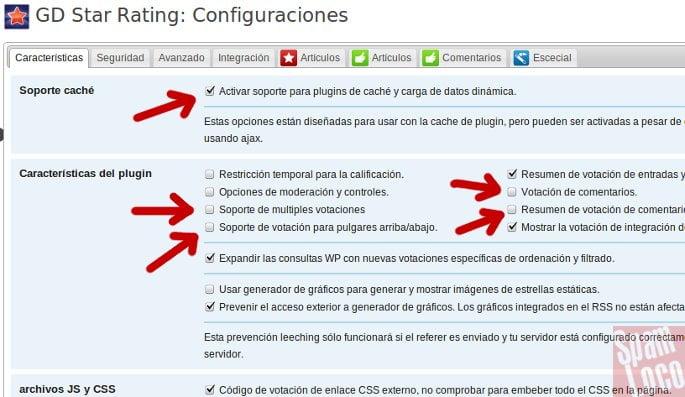 configuraciones-cdstart-rating
