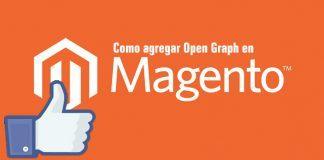 Como agregar Open Graph en Magento