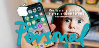 Datos celulares Iphone