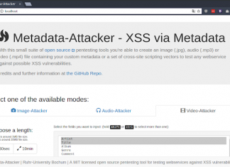 Metadata-Attacker