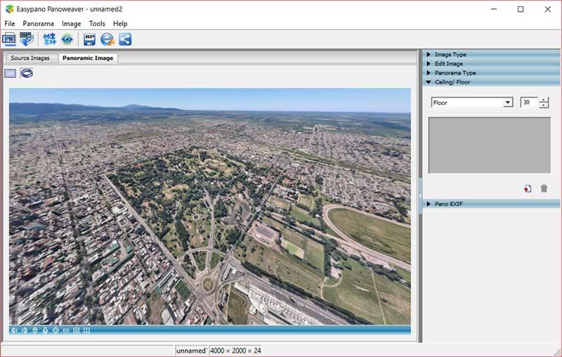 Fotografia en 360 grados con EasyPano Panoweaver