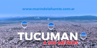 Tucumán a 900 Metros