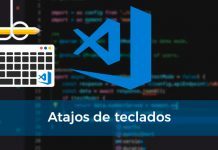 atajos de teclado de Visual Studio Code