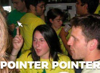 pointer pointer