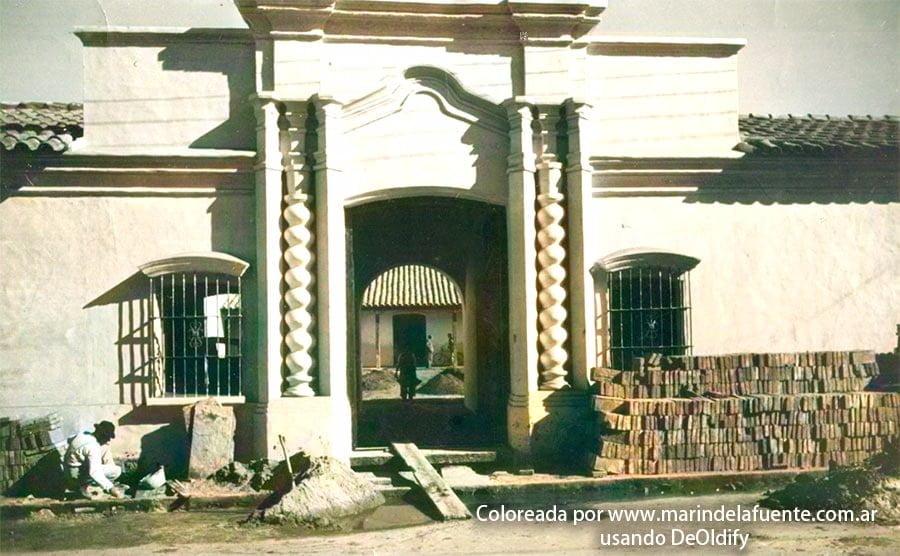Casa Historica de tucuman - coloreada