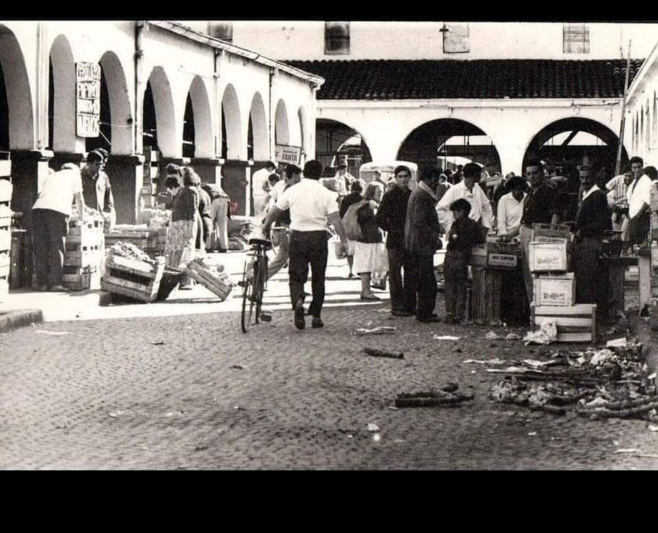 Mercado de Abasto Tucuman